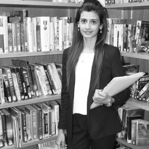 Zahra Gulamhussein